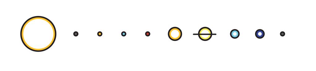 Solar System Tattoo Final Design-03